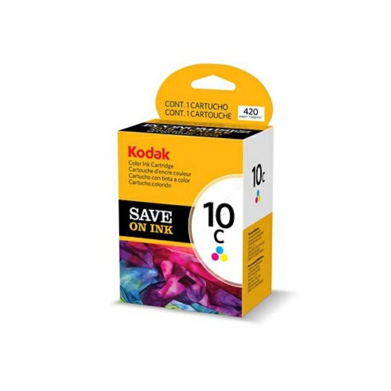 Kyocera Cartouche d'encre Couleur Kodak Série 10 (10C)
