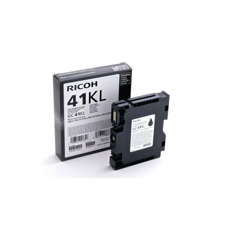 Ricoh Cartouche d'encre noir basse capacité Ricoh pour Aficio SG3110dnw (GC-41KL)