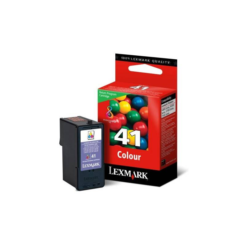 Lexmark Cartouche couleur N°41 Lexmark pour Z1520 / X4850 ...