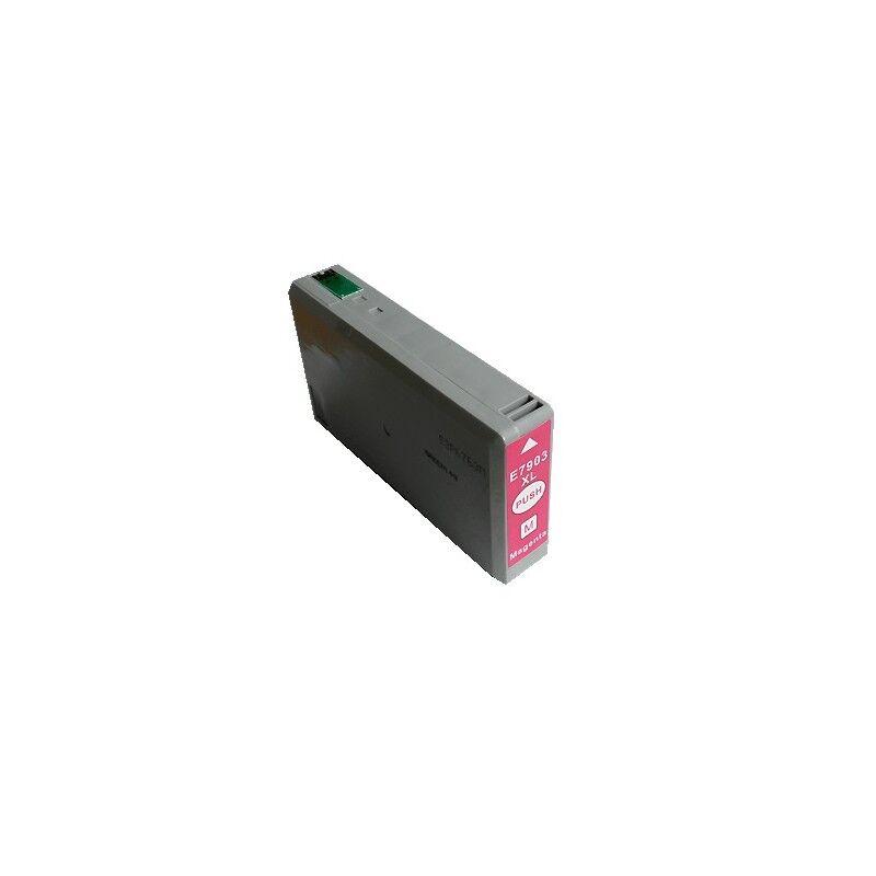 Epson Cartouche jet d'encre générique pour Epson 79XL - Magenta (TEL-C13T79034010)