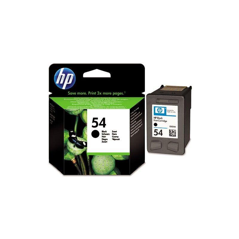 HP Cartouche d'encre noir HP pour Deskjet F4180 AIO (N°54)