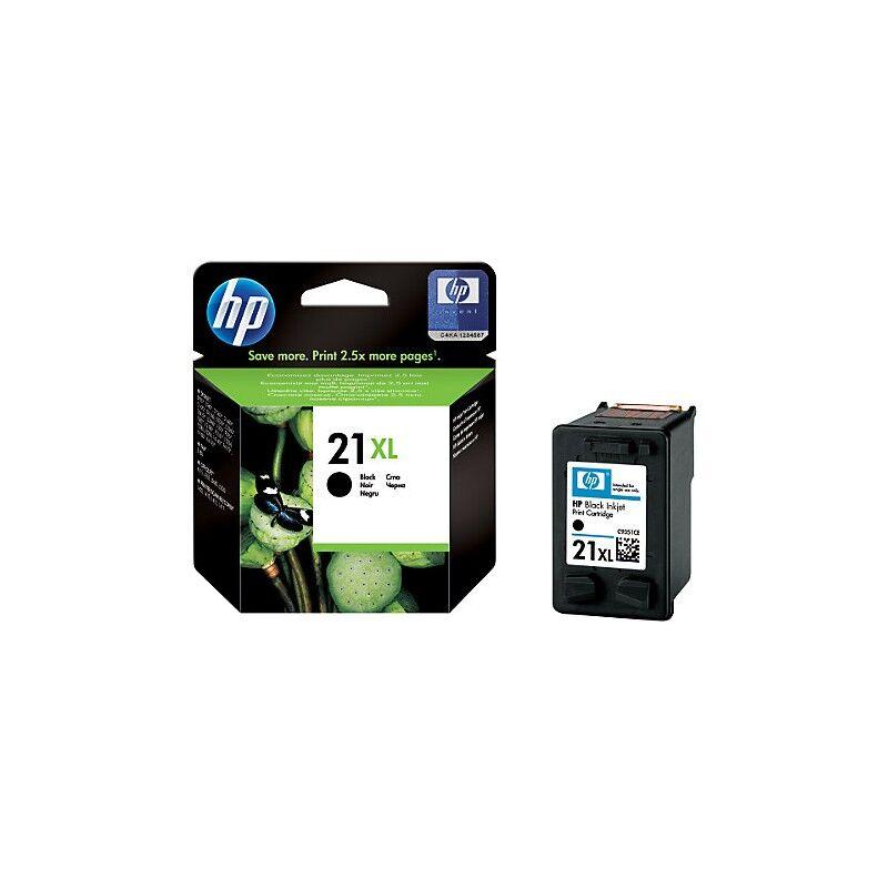 HP Cartouche Noire HP pour DeskJet 3910 ... (N°21XL)