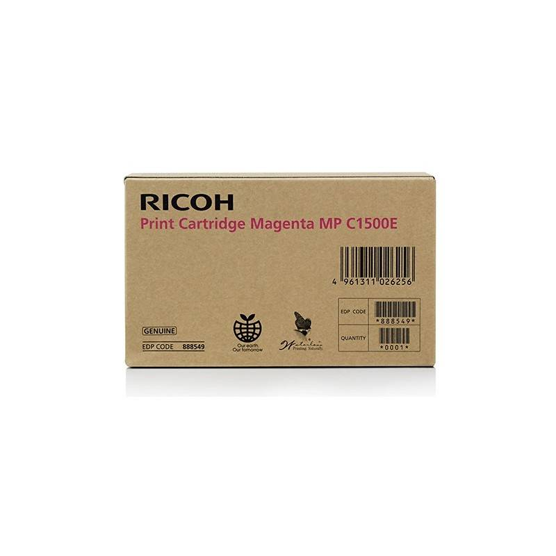 Ricoh Cartouche d'encre gel magenta Ricoh pour Aficio MPC1500 / MPC1500SP