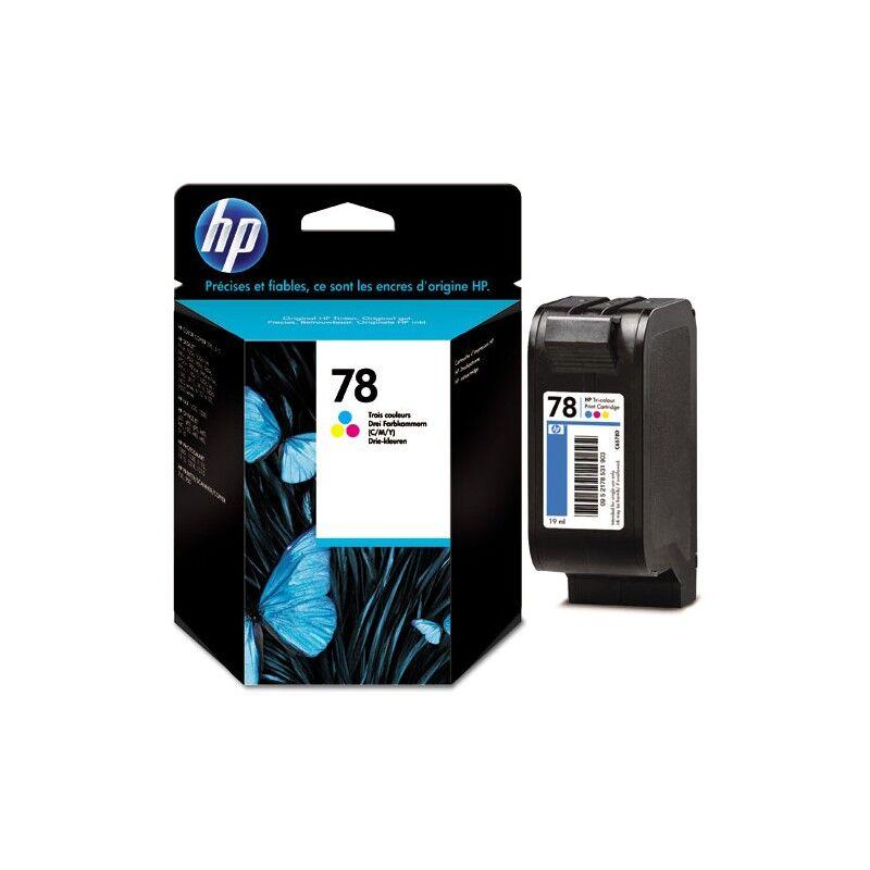 HP Cartouche 3 Couleurs HP pour Deskjet 1220 (N°78)