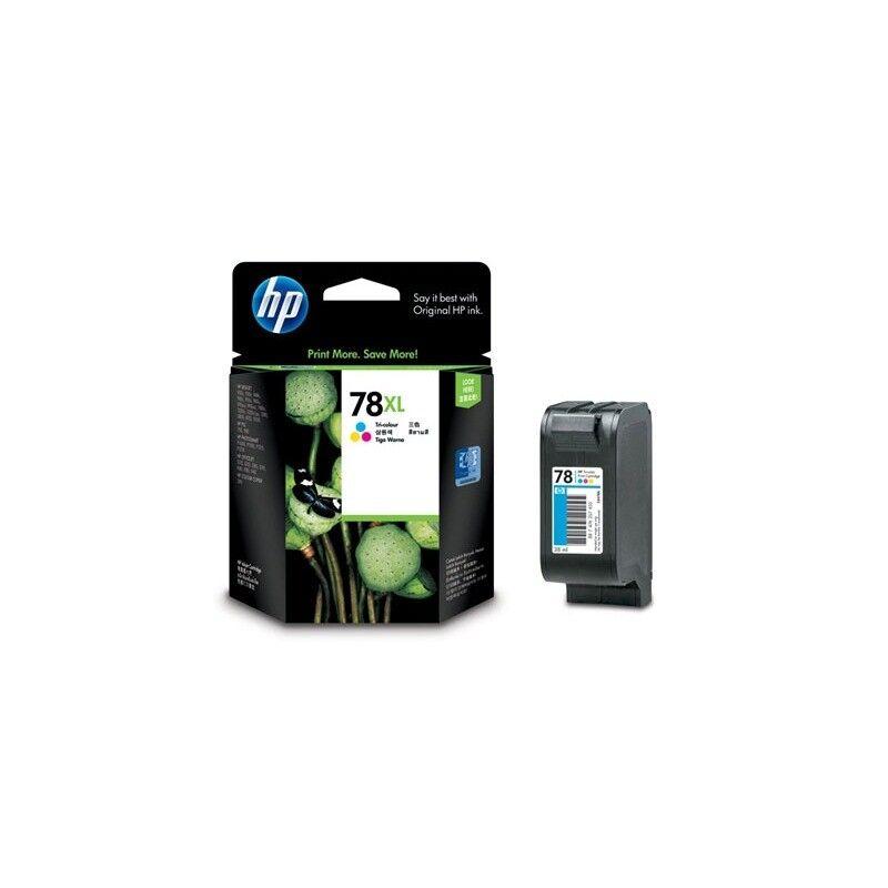 HP Cartouche 3 Couleurs Grande Capacité HP pour Deskjet 1220 (N°78)