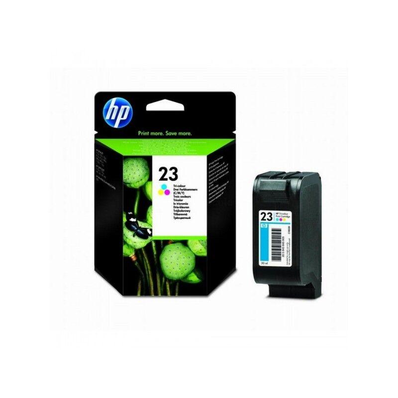 HP Cartouche Encre 3 Couleurs HP pour Deskjet 1120c ... (N°23)