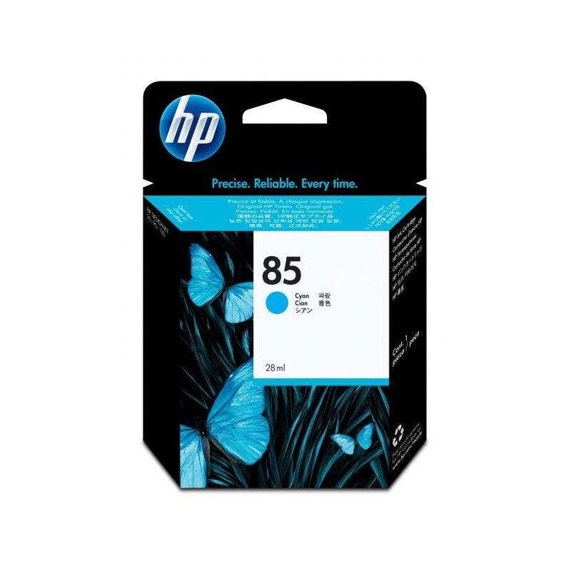 HP Cartouche Cyan HP pour Designjet 130 ... (N°85)