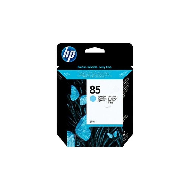 HP Cartouche Cyan Clair HP pour Designjet 130 ... (N°85)