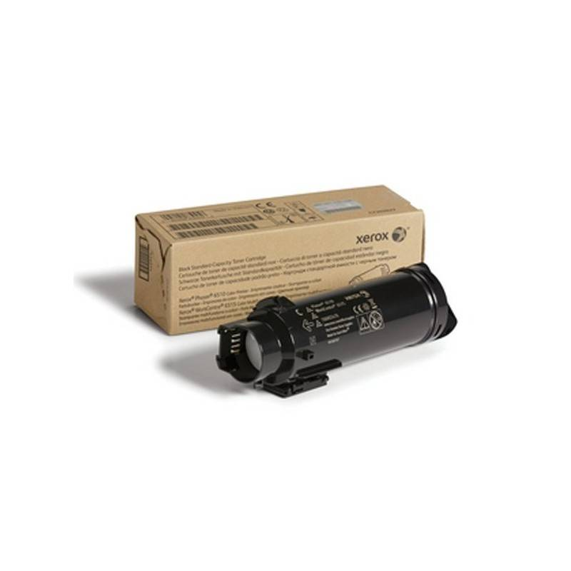 Xerox Cartouche de toner noir Xérox PHASER 6510 / WORKCENTRE 6515 capacité standard (2 500 Pages)