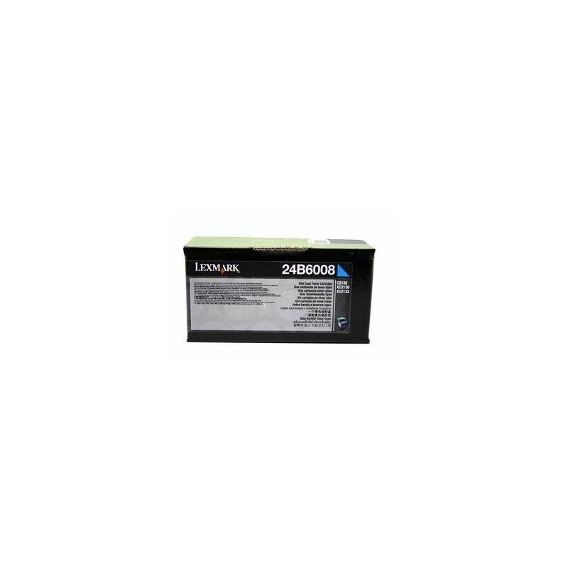 Lexmark Cartouche de toner Cyan Lexmark pour C2132 - XC2130 - XC2132