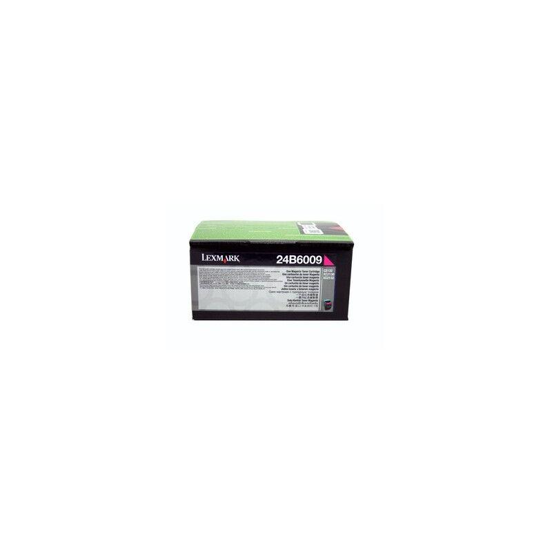 Lexmark Cartouche de toner Magenta Lexmark pour C2132 - XC2130 - XC2132