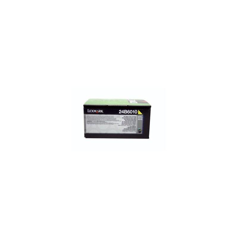 Lexmark Cartouche de toner Jaune Lexmark pour C2132 - XC2130 - XC2132