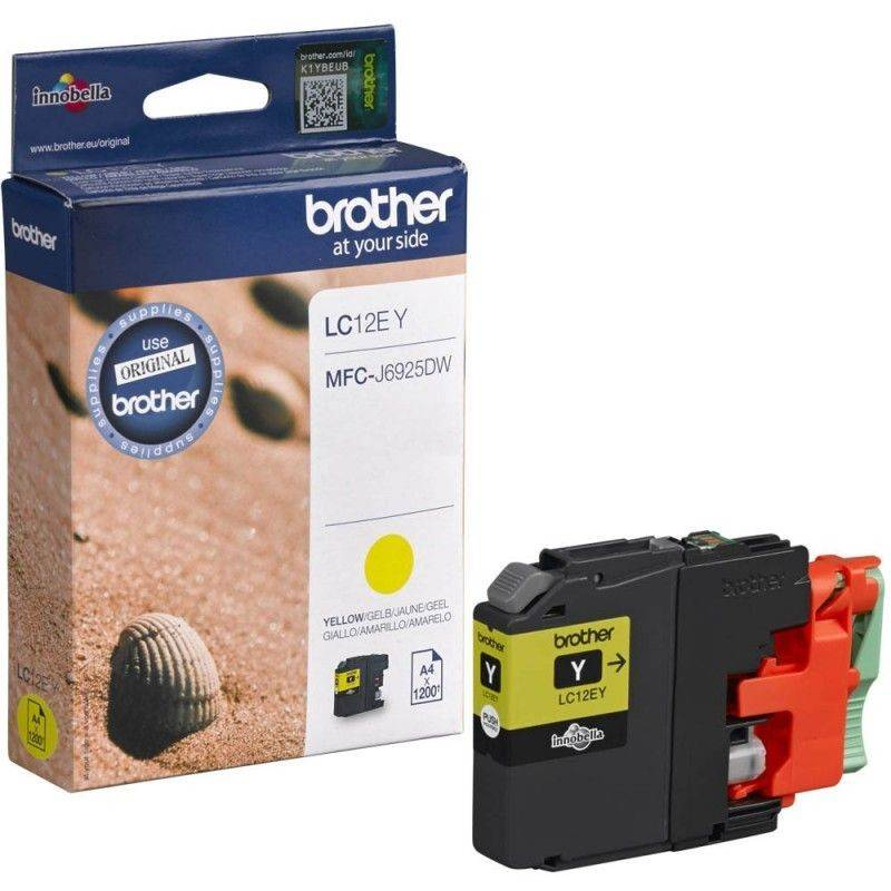 Brother Cartouche Jaune Brother pour MFC J6925DW