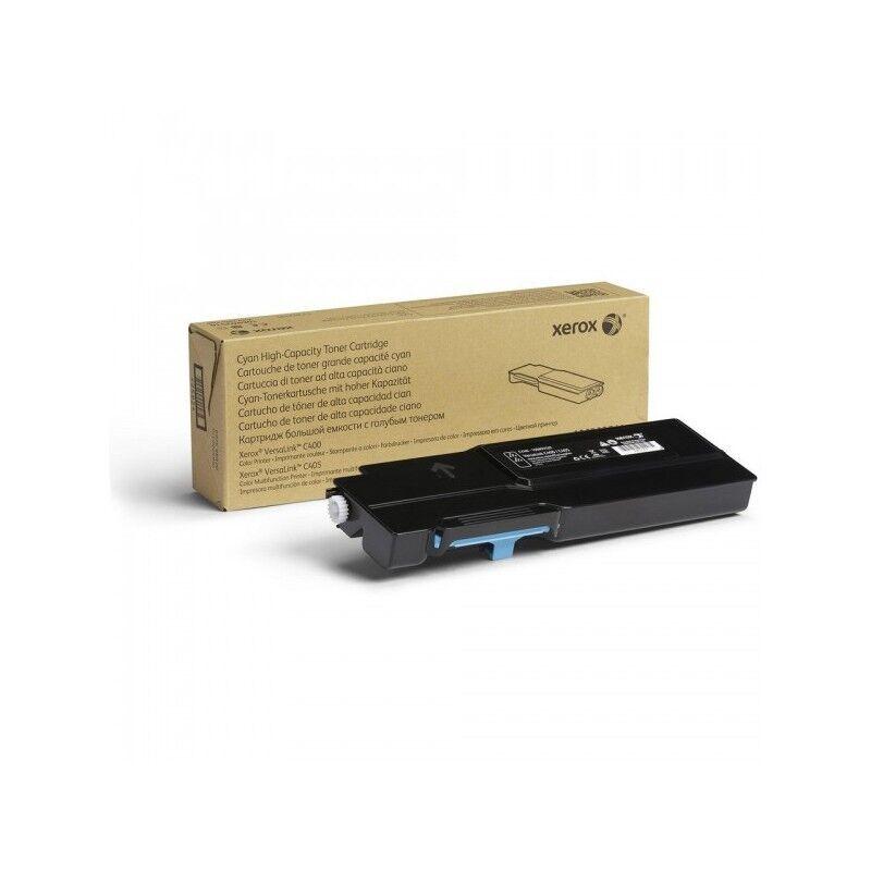 Xerox Cartouche de toner cyan XEROX pour VersaLink C400/C405 - haute capacité (4 800 pages)