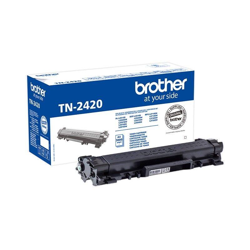 Brother Cartouche toner noir Brother TN2420 pour HL L2310D ....