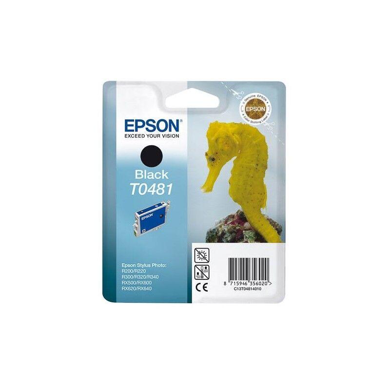Epson Cartouche d'encre Epson T0481 Noire