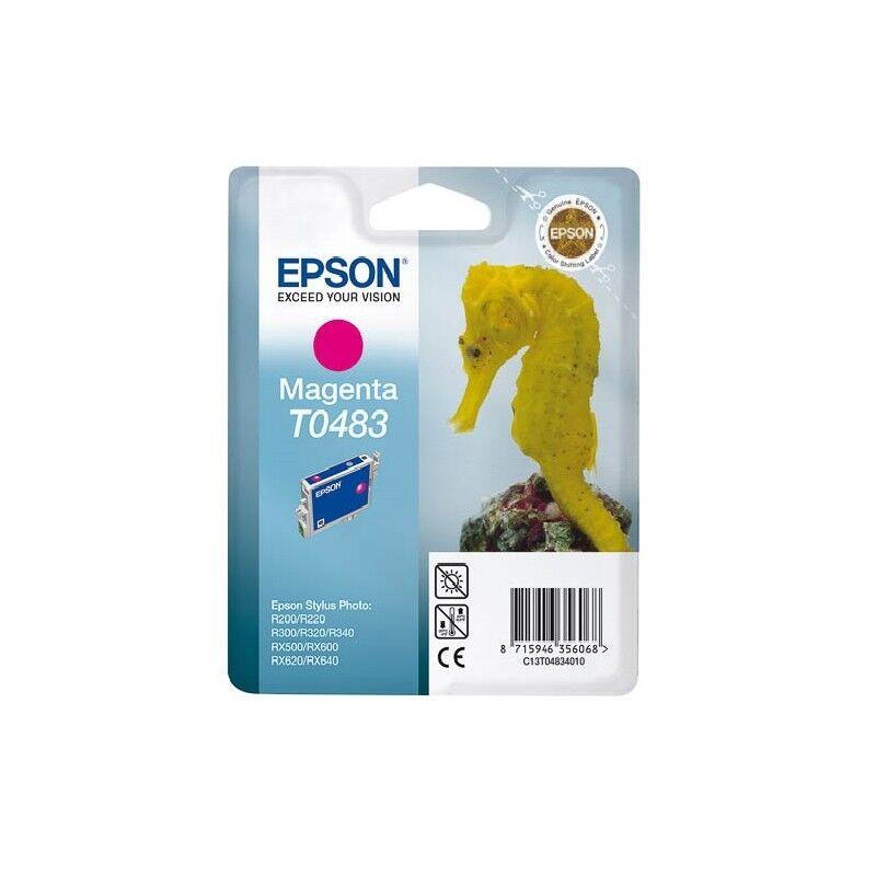 Epson Cartouche d'encre Epson T0483 Magenta