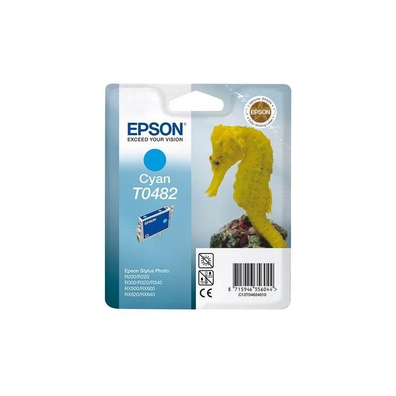 Epson Cartouche d'encre Epson T0482 Cyan