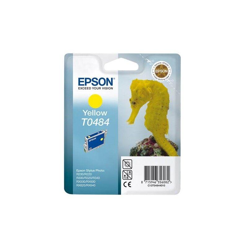 Epson Cartouche d'encre Epson T0484 Jaune