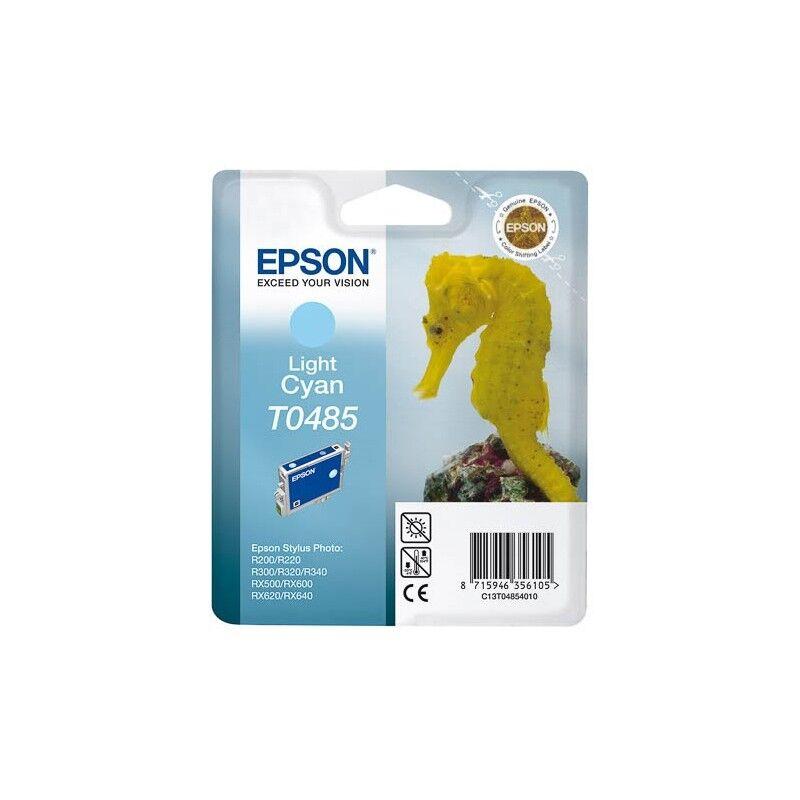 Epson Cartouche d'encre Epson T0485 Photo Cyan