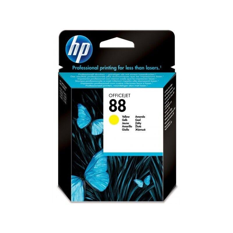 HP Cartouche Jaune HP pour OfficeJet K5400 ... (N°88)