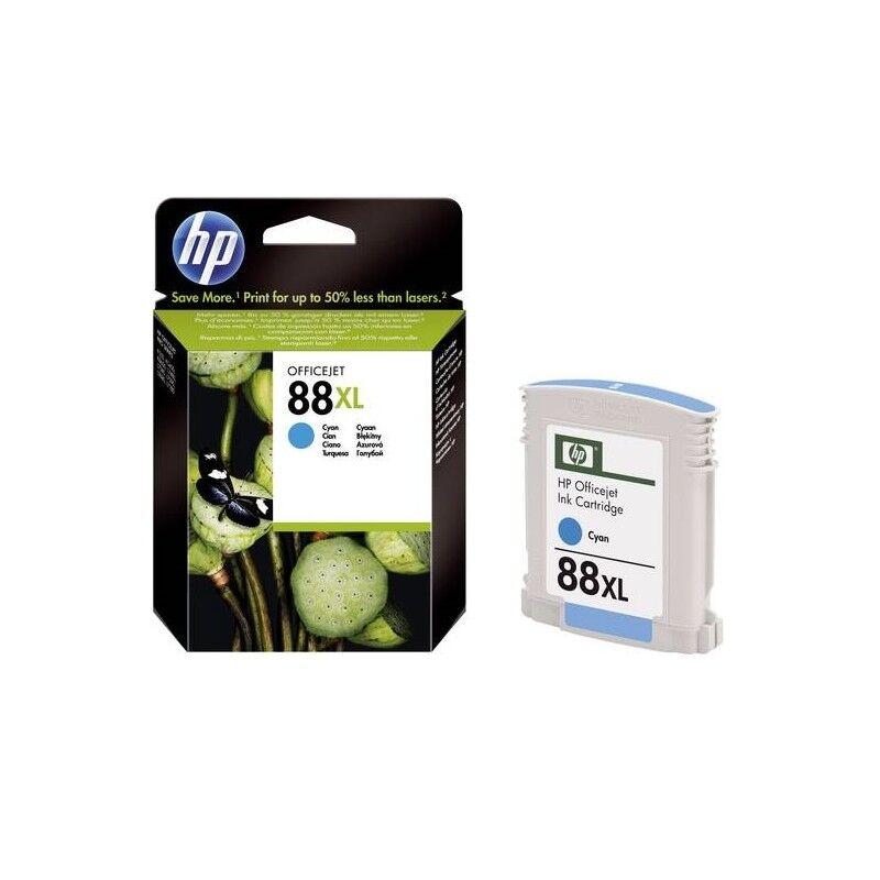 HP Cartouche Cyan HP pour Office Jet K5400 ... (N°88XL)