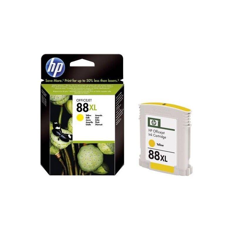HP Cartouche Jaune HP pour Office Jet K5400 ... (N°88XL)
