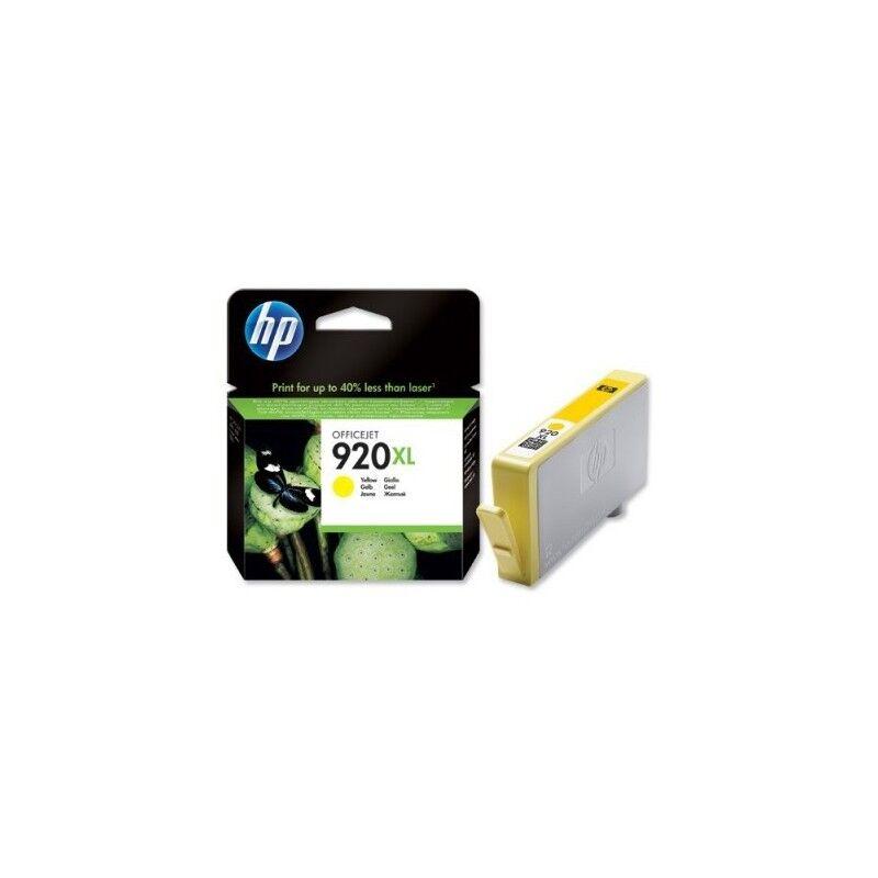 HP Cartouche Encre jaune HP pour officejet 6500 ... (N°920XL)