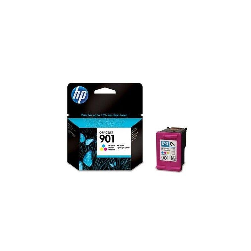 HP Cartouche 3 Couleurs HP pour OfficeJet J4580 (N°901)