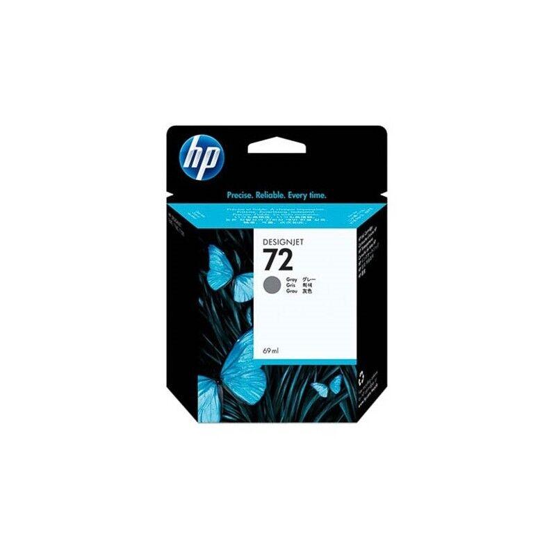 HP Cartouche grise Vivera HP pour HP T610 / T1100 ... (N°72)