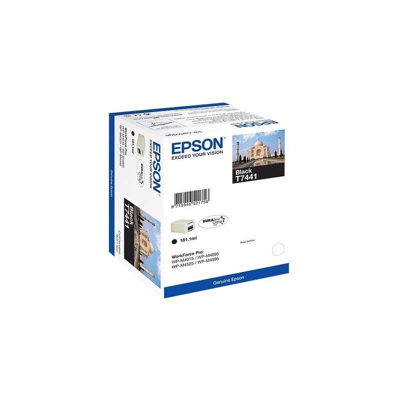 Epson Cartouche noire Epson pour WorkForce pro WP-M4015...