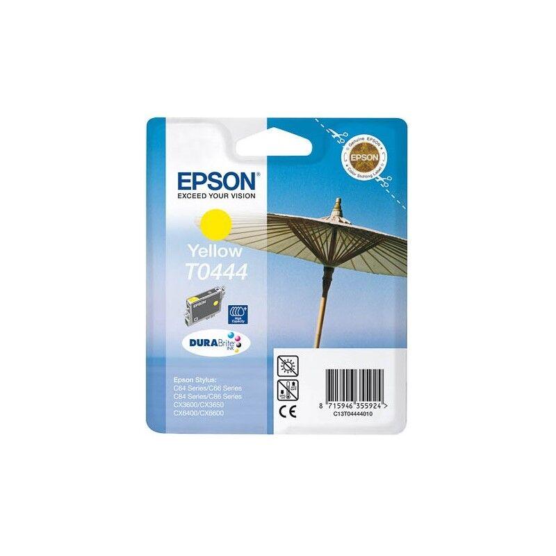 Epson Cartouche d'encre Epson T0444 Jaune