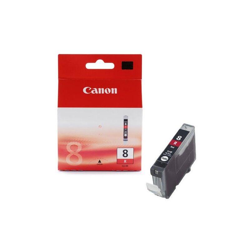 Canon Cartouche d'encre Canon CLI-8R rouge