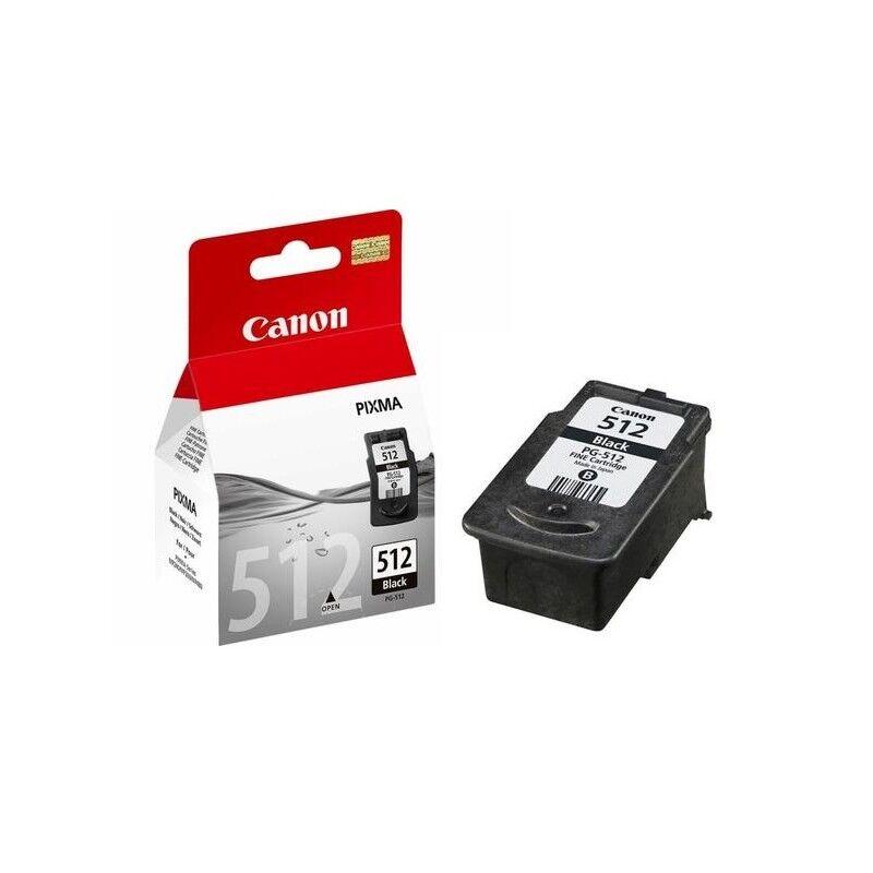 Canon Cartouche noire haute capacité Canon PG-512 pour Pixma MP 240 / MP480 / MP260
