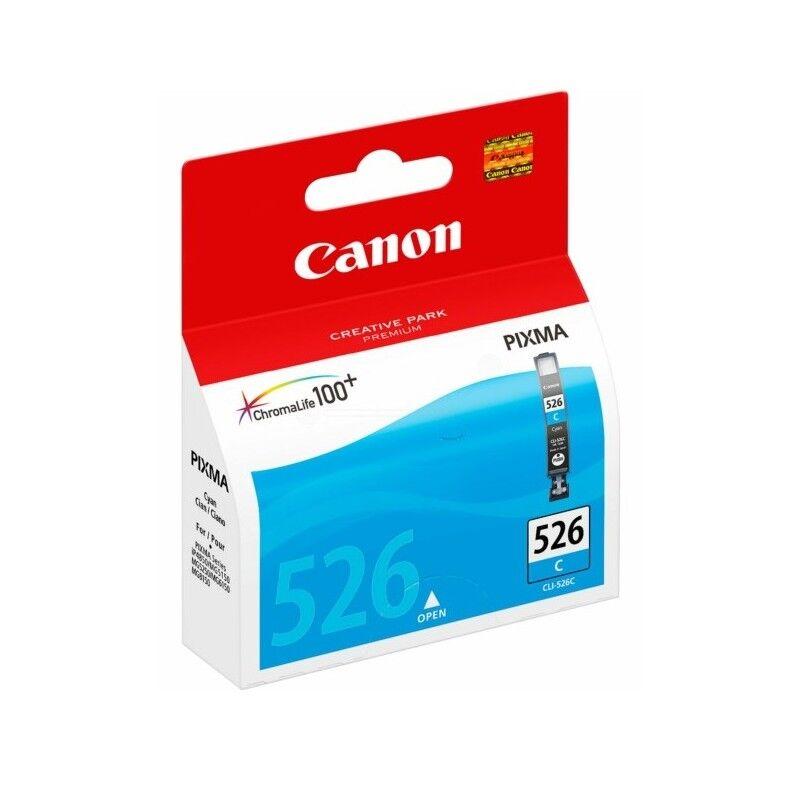 Canon Cartouche cyan Canon CLI-526 pour IP4850 / MG5150.....