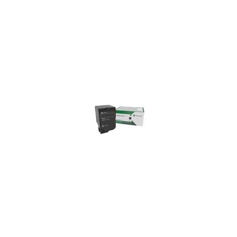 Lexmark Cartouche de toner Return Program Noire LEXMARK pour CS/CX 727, CS728 (13K)