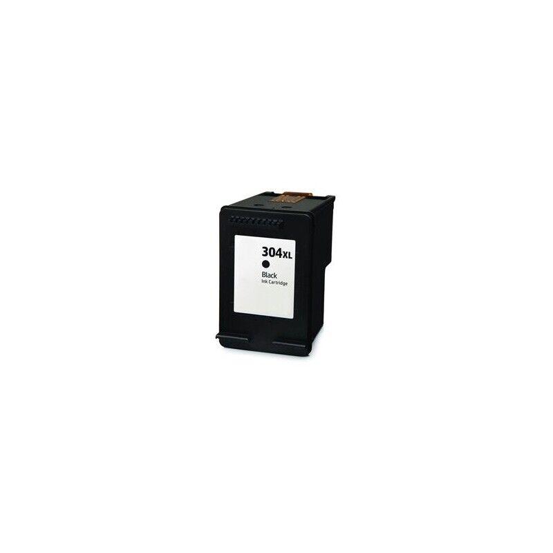 HP Cartouche Jet d'encre générique N°304XL Noir pour HP Grande Capacité (5ml)