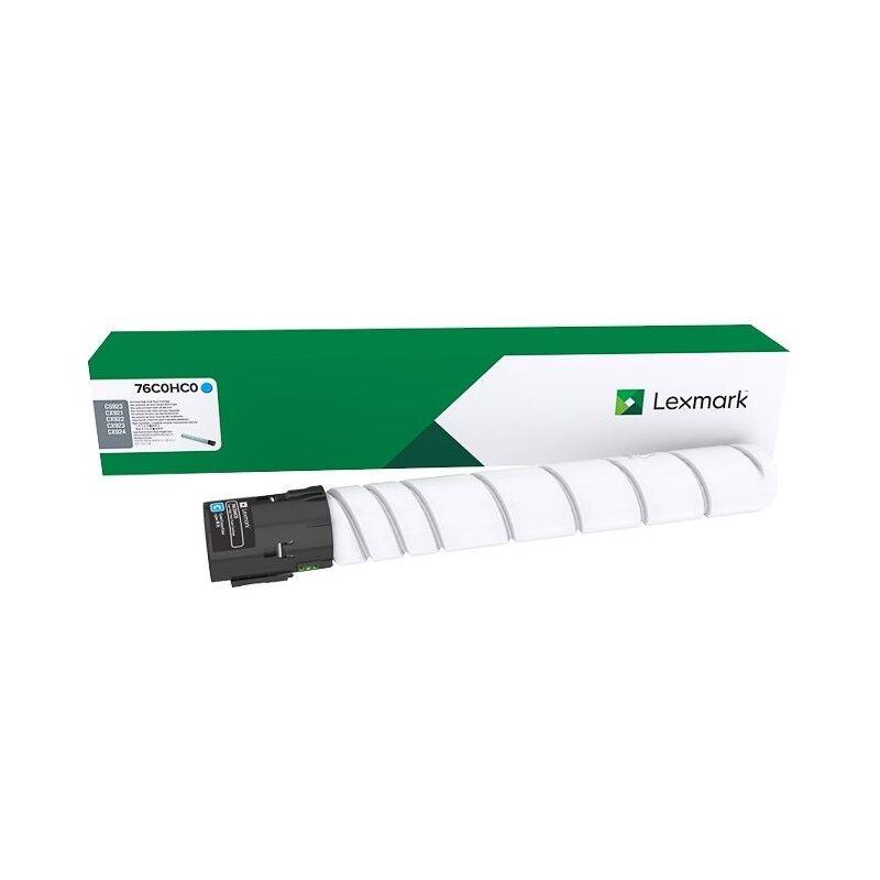 Lexmark Cartouche toner Cyan Lexmark CS923, CX923, CX924, ... (longue durée)