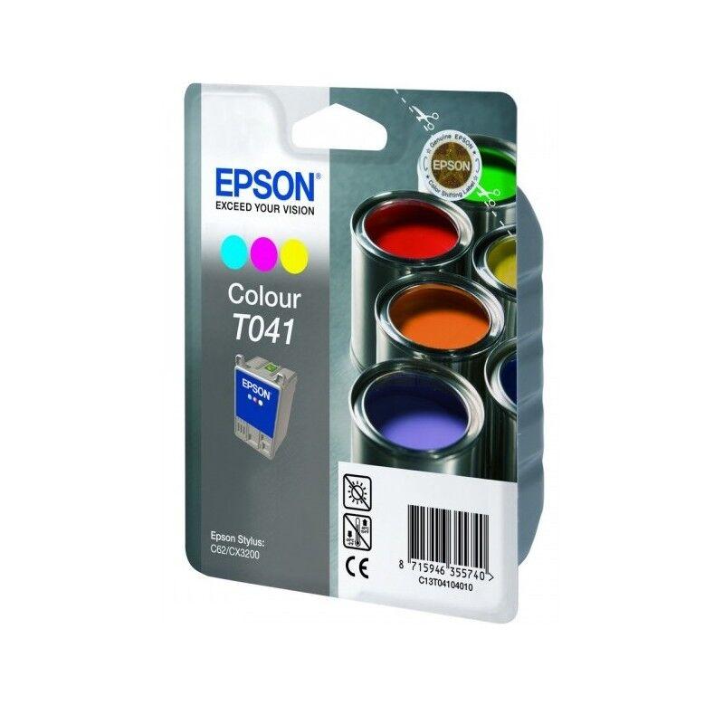 Epson Cartouche Encre 3 Couleurs EPSON (T041)