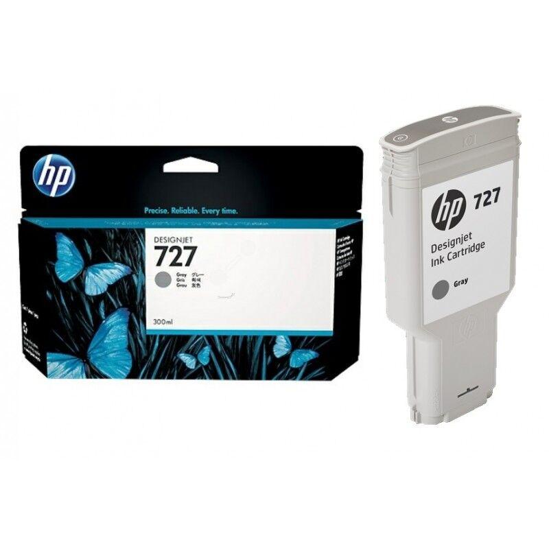 HP Cartouche Grise Haute capacité HP pour Designjet T1500 / T2500 / T920 (N°727)