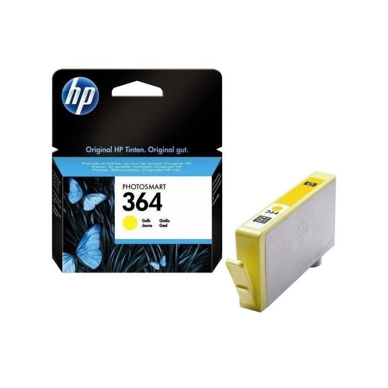 HP Cartouche jaune HP pour photosmart B8550 / C5380... (N°364 / N°178)