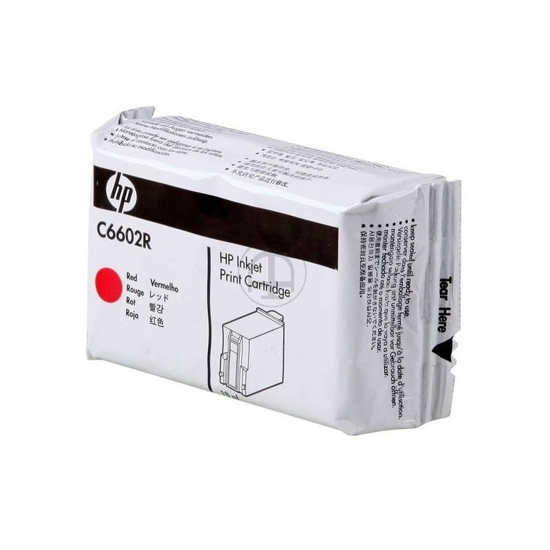 HP Cartouche Jet d'encre rouge HP pour HP Addmaster IJ6000