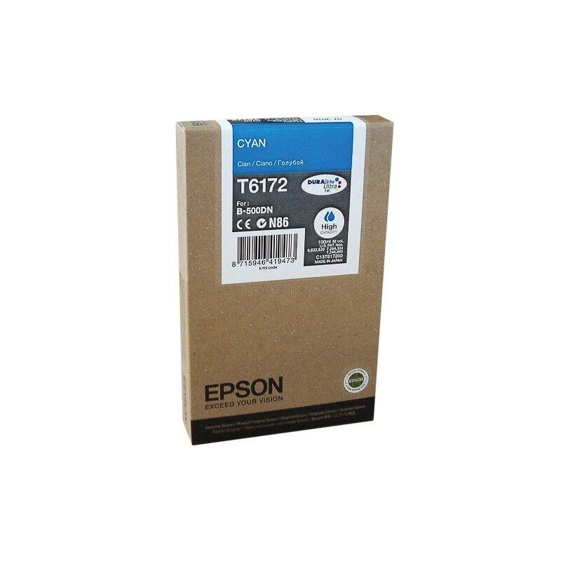 Epson Cartouche d'encre cyan haute capacité Epson pour MicroPiezo B500DN