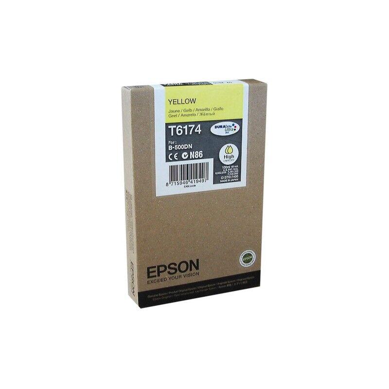 Epson Cartouche d'encre jaune haute capacité Epson pour MicroPiezo B500DN
