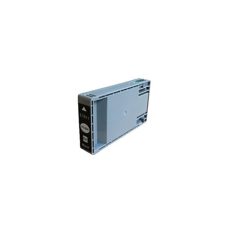 Epson Cartouche d'encre noire générique pour Epson XXL pour WorkForce Pro WP4000/4500 SERIES