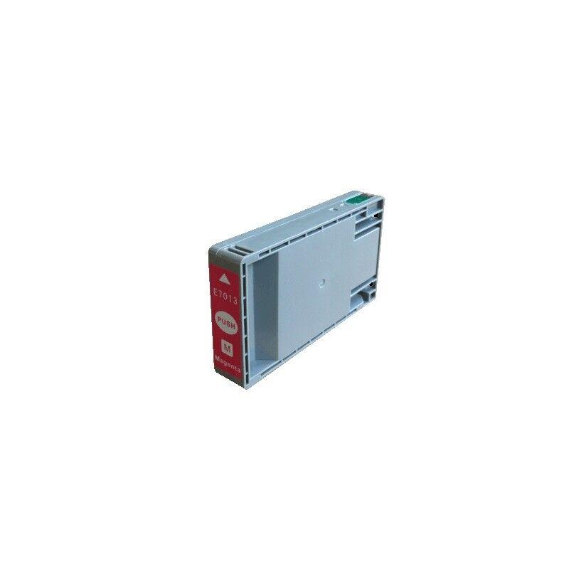 Epson Cartouche d'encre magenta générique pour Epson XXL pour WorkForce Pro WP4000/4500 SERIES