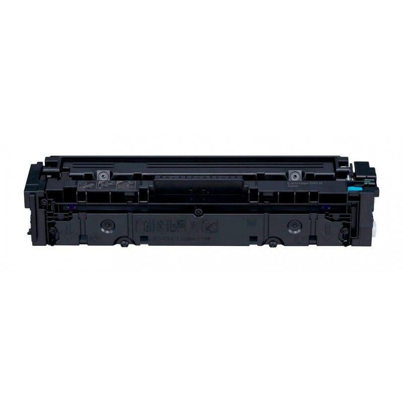 Canon Cartouche Toner Générique Cyan Haute Capacité pour Imprimante Laser CANON (N°045HC)