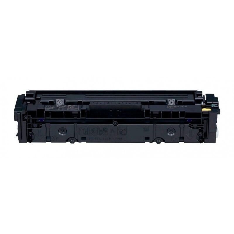 Canon Cartouche Toner Générique Jaune Haute Capacité pour Imprimante Laser CANON (N°045HY)