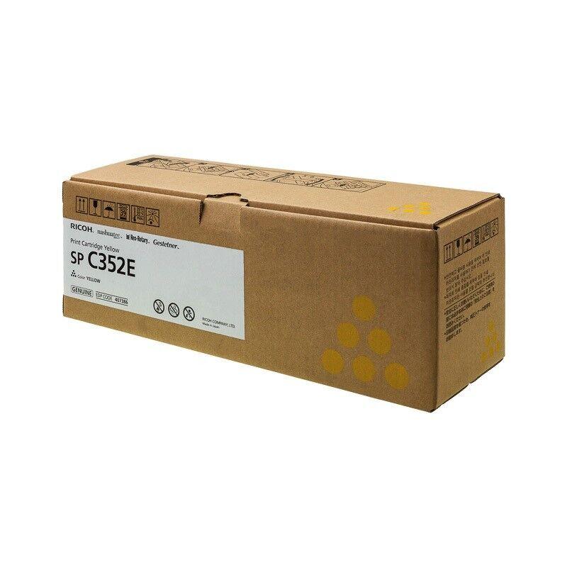 Ricoh Cartouche toner jaune Ricoh pour SP C352DN