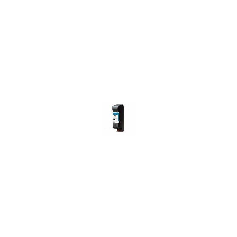 HP Cartouche générique Noire pour HP Deskjet 1100 (N°45)